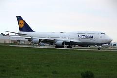 """Lufthansa"""" Rheinland Pfalz""""D-ABVT (shumi2008) Tags: boeing lufthansa 747 yyz 747400 b744"""