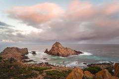 Sugarloaf Rock (laurie.g.w) Tags: ocean water rock coast shoreline australia western wa sugarloaf