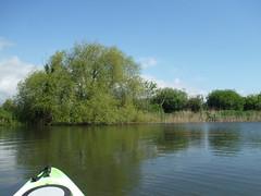 Kayaking the Sharpness Canal (sgreen757) Tags: camera green canal spring kayak fuji platform may paddle gloucestershire canoe islander kayaking gloucester xp fujifilm lime launch paddling onboard calypso waterway waterproof sharpness purton shockproof xp65