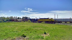 NY Susquehanna & Western RR, Sangerfield, NY (CNYrailroadnut) Tags: new york railroad ny rr delaware erie lackawanna susquehanna sangerfield westernn lackawannawesternrailroad