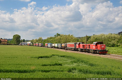 Hupac D.100.100 (Marco Stellini) Tags: diesel if d100 railways treno hupac carimate vossloh