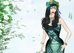 Sonatta Morales - Magna (Rehana MiSS SLVietnam, Face of CHOP ZUEY 2015) Tags: fashion secondlife laboheme rehana newrelease magika slink posesion sonattamorales chopzuey rehanaseljan ariskea