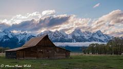 The Tetons (moore.sterling) Tags: grandtetonnationalpark mormonrow moultonbarn sterlingmoore moorethanwildphotography