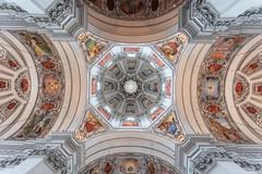 Kuppel des Salzburger Doms