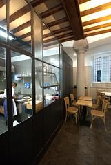 _DSC1130 (fdpdesign) Tags: arredamenti shop design shopdesign nikon d800 milano italy arrdo italia 2016 legno wood ferro sedie tavoli locali cocktails bar interni architettura