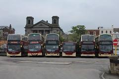 East Yorkshire Motor Services (Ash Hammond) Tags: 390 723 742 682 763 782 volvob7tl eastyorkshiremotorservices volvob9tl alexanderdennisenviro400 alexanderdennisenviro200 wrightbuseclipsegemini transbuspresident yx57bwe yx53aoh yx09gwj yx08fxd yx14hev wrightbuseclipsegeminiii sn65zgl