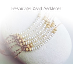 freshwaterpearl_necklaces (Olizz Jewelry) Tags: necklace jewelry pearl freshwater bridesmaidgift olizz