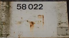 58022 (47843 Vulcan) Tags: bone peakrail brel class58 58022 projecticon lms10000