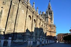 2016 04 25 027 Seville (Mark Baker, photoboxgallery.com/markbaker) Tags: city urban photo spring sevilla spain europe european day baker cathedral outdoor mark union catedral eu seville andalucia photograph april 2016 picsmark