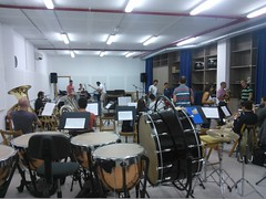 A Roda ca Banda de Música de Pontevedra