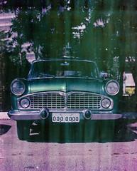SIMCA Chambord (B FRANCO) Tags: light classic cars 120 film car brasil pentax kodak brazilian chambord filme 6x7 leak 1962 v8 flathead simca 105mm f24 ektar100