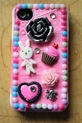 Glam Up Your Cell Phone Cover & Make A Pop-Tart Cozy! (Suzie the Foodie www.suziethefoodie.com) Tags: make up cozy phone cell your cover glam poptart a