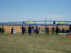 Sandy Point (AccessDNR) Tags: statepark fishing education outreach 2016 sandypoint vamosapescar
