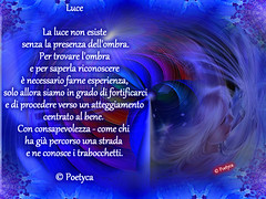 Luce (Poetyca) Tags: featured image sfumature poetiche poesia