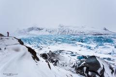 Svnafellsjkull (fran.llano) Tags: winter iceland nieve paisaje glacier montaa glaciar