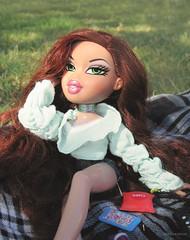 The Next Angel C.1   Challenge 5 ''Coachella''   Lara Williams (PancakeBoss) Tags: lara williams tna head gamez meygan coachella bratz mga