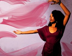 La Diosa (beatriznauali) Tags: pink light red portrait girl photoshop hair greek la photo colorful power photoshoot sister brush brushes editorial cor vinho deusa diosa aquarela