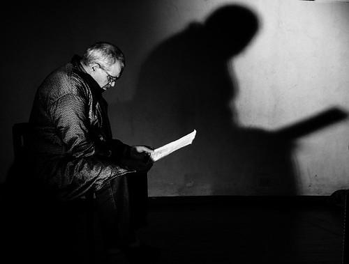 La sombra del lector