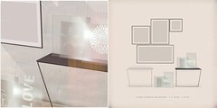 [ keke ] simple collection ([ keke ] by Kean Kelly) Tags: sl secondlife originalmesh keke uber minimal simple glass art