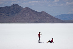 (Molly Sanborn) Tags: utah salt flats nature landscape panorama summer travel people visitors photography photoshoot