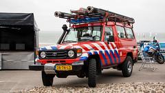 Fire department Castricum (Nicky Boogaard Photography) Tags: zeeland refinery nhv polizia lamborghini volvo eurocopter alouette porsche knrm
