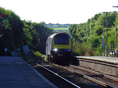 43161 Liskeard (1) (Marky7890) Tags: fgw gwr 43161 class43 hst 1a98 liskeard railway station cornwall train