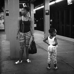 Brianna (ShelSerkin) Tags: shotoniphone hipstamatic iphone iphoneography squareformat mobilephotography streetphotography candid portrait street blackandwhite nyc newyork newyorkcity gothamist strangersintransit subway