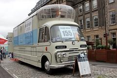 Edinburgh festival 2016. (boneytongue) Tags: vintage mobile cinemabicester heritage audrey bedford ministry technology film production engineering research associationmobile cinema units