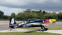 My other plane is a 330 too (likrwy) Tags: oearn extra 330 aircraft sports aerobatic racing redbull blackbushe aviation eglk