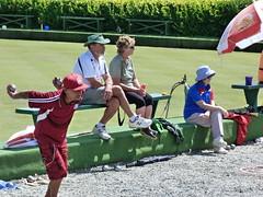 Petanque moments (Sandy Austin) Tags: newzealand sport tournament auckland northisland petanque hernebay sandyaustin panasoniclumixdmcfz40
