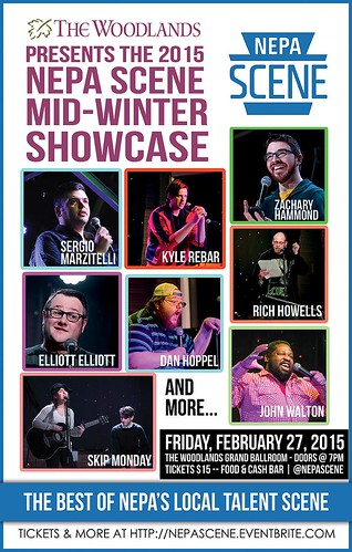 NEPA Scene Mid-Winter Talent Showcase