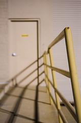 150322-handrail-yellow-shadow-door.jpg (r.nial.bradshaw) Tags: photo nikon image stockphoto stockphotography apsc 1755mm28 d7000 dxformat rnialbradshaw s1635