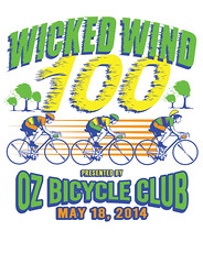 Wicked Wind 100 2014 logo