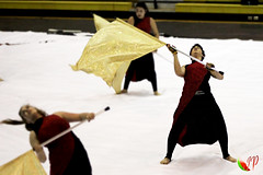 "Park View HS Red Winterguard <a style=""margin-left:10px; font-size:0.8em;"" href=""http://www.flickr.com/photos/126064516@N08/16631109617/"" target=""_blank"">@flickr</a>"