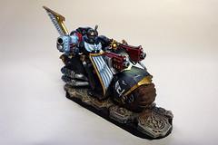 Dark Angels Ravenwing (Bronzetooth) Tags: bike dark 40k angels warhammer vengeance ravenwing