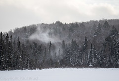Algonquin Winters (pbruch) Tags: camping winter snow cold museum frost logging 25 yurt