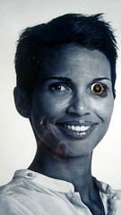 clone (mc1984) Tags: eye flickr bionic clone mc1984