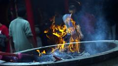 Kuali Pembakaran (AGUSRAHARJO) Tags: pray jakarta dharma dupa asap lilin kuali imlek vihara kuil bhakti ibadah sakti sembahyang berdoa pembakaran kemenyan