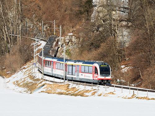 20.02.2015,  150.101-1, Brünig-Hasliberg - Meiringen