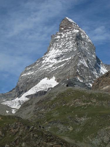 """Zermat - widok na Matterhorn <a style=""""margin-left:10px; font-size:0.8em;"""" href=""""http://www.flickr.com/photos/125852101@N02/16771449366/"""" target=""""_blank"""">@flickr</a>"""