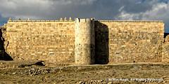 Takht-e Soleymn (Azargoshnasb Fire Temple) (Armin Hage) Tags: iran unescoworldheritagesite zoroastrian volcaniclake westazarbaijan takab persianempire ancientiran sassanidempire azargoshnasbfiretemple takhtesoleymn arminhage