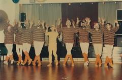 Männerballett 1987