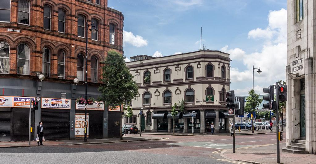 Andrew Crowe Butcher Gresham Street Belfast REF-103033