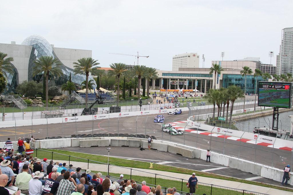 Indy Car Racing Tampa Fl