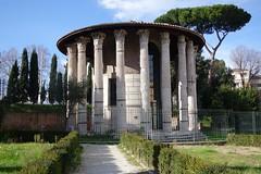 Rome (elycohen) Tags: rome templeofhercules
