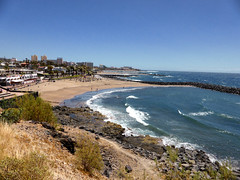 Adeje (edowds) Tags: sea vacation holiday beach seaside spain waves tenerife april atlanticocean canaryislands 2015 adeje
