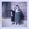 Marge Graduating June 53 + Eva (David Zerlin) Tags: photohistory margewunder
