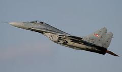 Hungarian Airforce - 2010 (Kevin Martin 1) Tags: hungary airforce hungarian kecskemet huaf