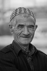 Unknown (piper969) Tags: old portrait people bw man iran bn uomo ritratto vecchio zanjan
