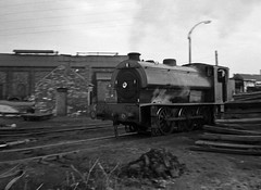 'Dilhorne no 3' shunting at Holditch Colliery (robmcrorie) Tags: 3 industrial no engine loco steam coal staffordshire stoke colliery shunter ncb dilhorne shunting holditch locomtoive